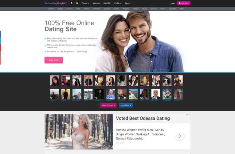 Connecting Singles Online Dating